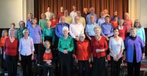 Choir at the ready